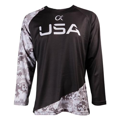 Alpha Long Sleeve T-Shirt (OORAH!)