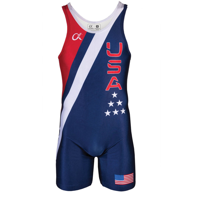 Alpha Singlet - USA (Freedom)