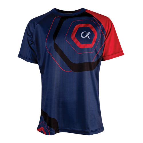 Alpha T-Shirt - Navy (Hex)