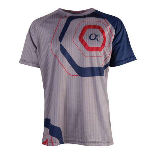 Alpha T-Shirt - Grey (Hex)