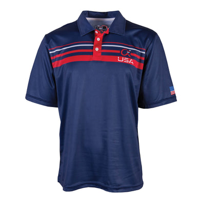 Alpha Polo Shirt (Freedom)
