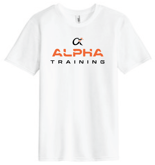 Alpha T-Shirt (white)