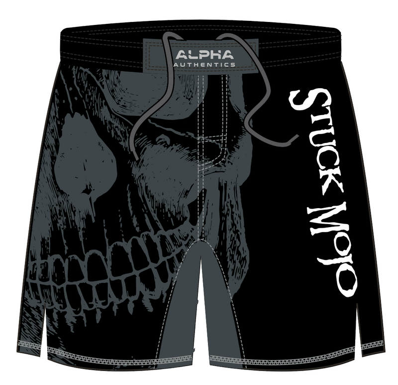Stuck Mojo Fighter Shorts
