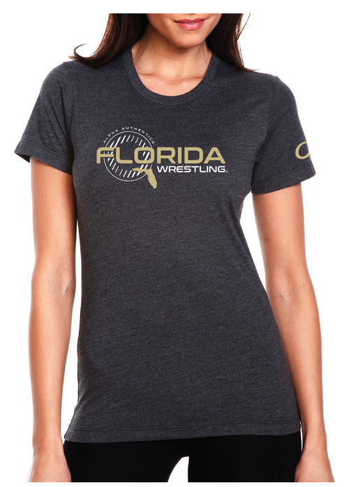 Florida Wrestling T-Shirt (Ladies)