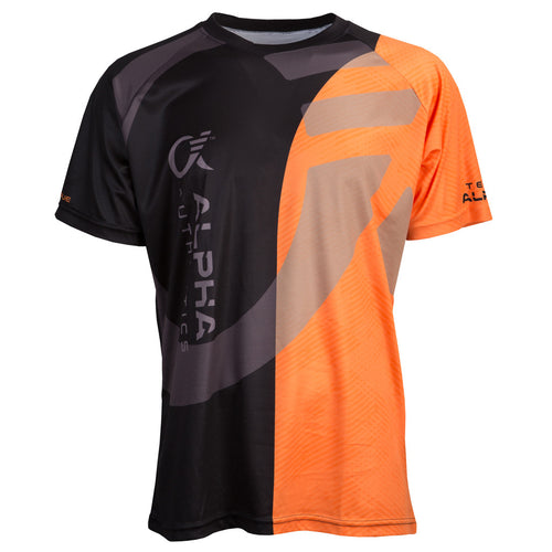 Alpha T-Shirt (orange/black)