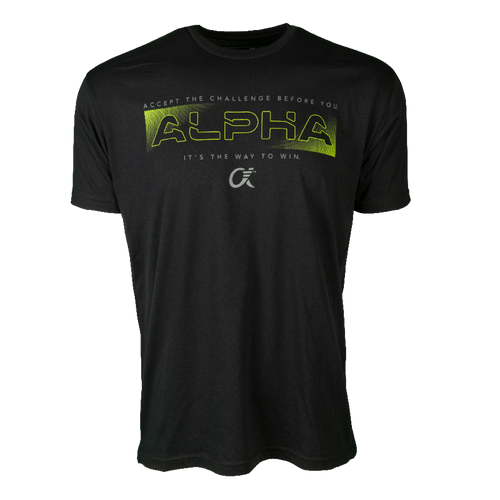 Alpha - Way to Win T-Shirt