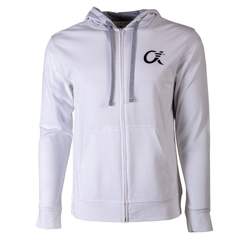 Alpha Hoodie - White
