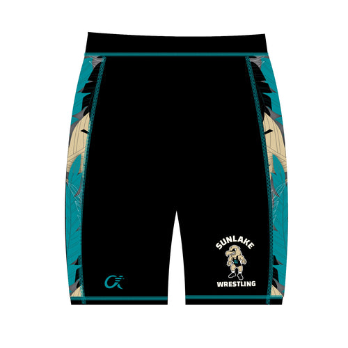 Sunlake Compression Shorts