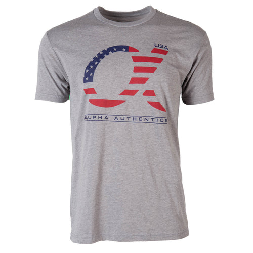 Alpha T-Shirt - Flag (Freedom)
