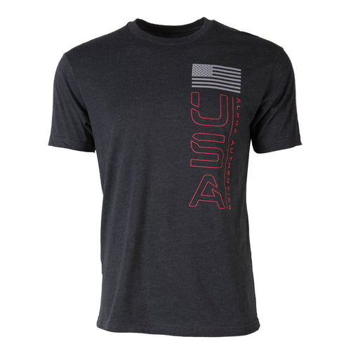 Alpha T-Shirt - Charcoal (Freedom)