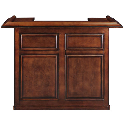 "RAM Game Room 60"" Wood BAR DBAR60 Front"