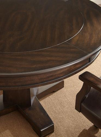 Steve Silver Ruby Game & Dining Table RU250GTGB Close Up