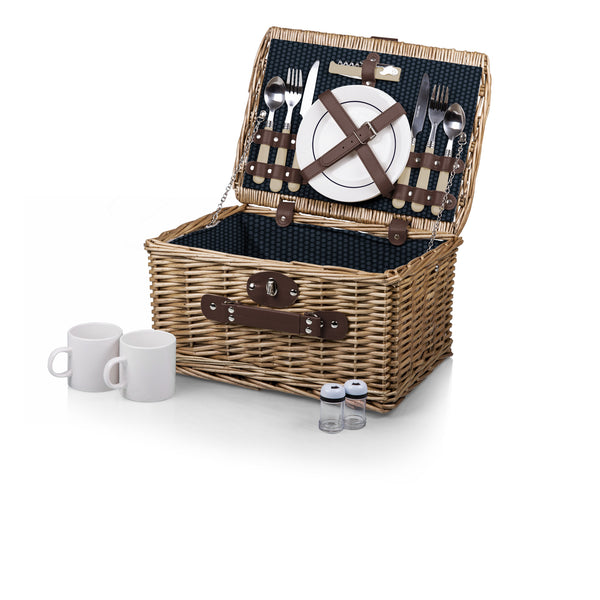 Picnic Time Dahlia Catalina Picnic Basket - Perfect Home Bars