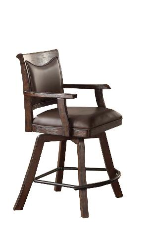 Gettysburg Spectator Counter Game Chair Side View