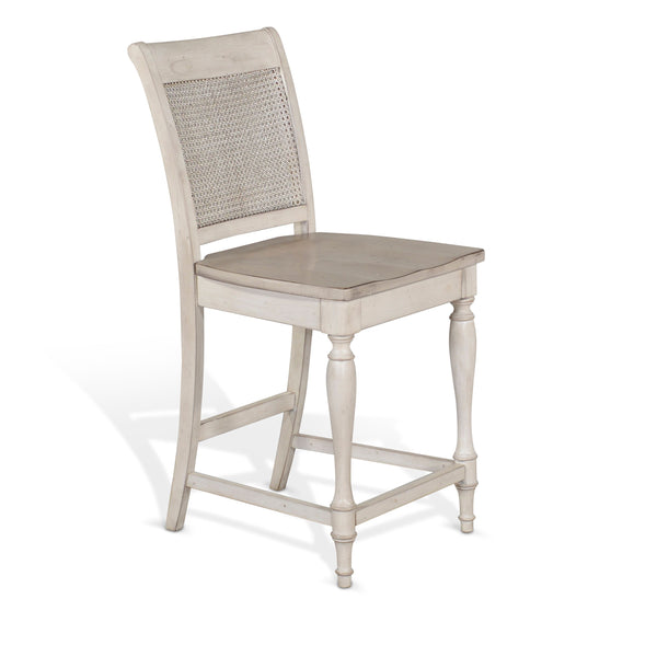 "Sunny Designs Westwood Village 24"" Caneback Counter Bar Stool"