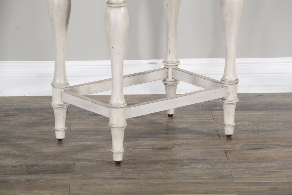 Westwood Village 24 Inch Stool Legs View