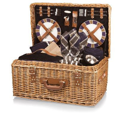 Picnic Time Windsor Picnic Basket - Perfect Home Bars