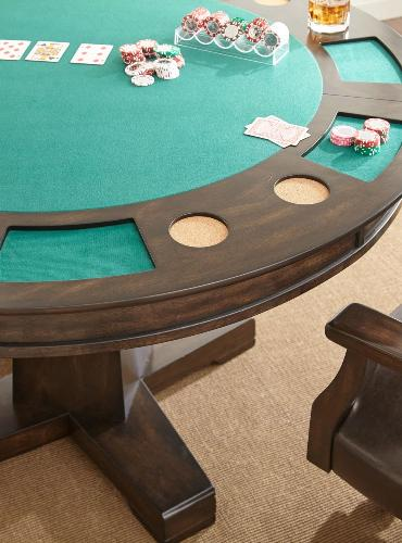 Steve Silver Ruby Dining/Game Table - Perfect Home Bars