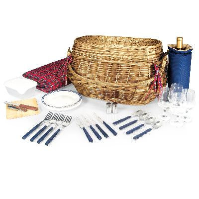 Picnic Time Highlander Picnic Basket - Perfect Home Bars