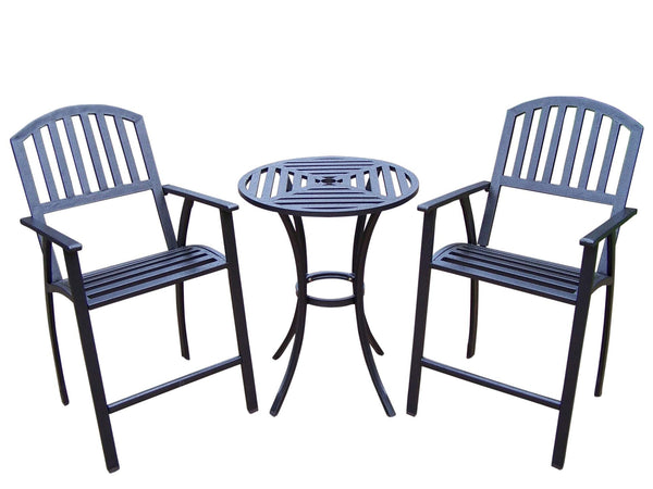 Oakland Living Rochester 3 Pc. Bar Set