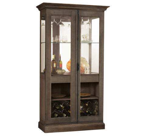 Howard Miller Socialize Wine & Bar Cabinet Front View