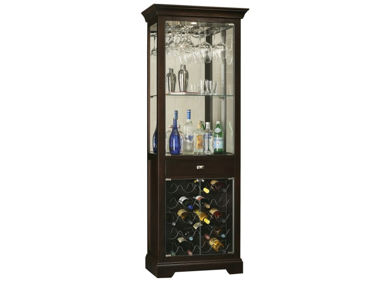 Howard Miller Gimlet Wine Cabinet and Bar - Perfect Home Bars
