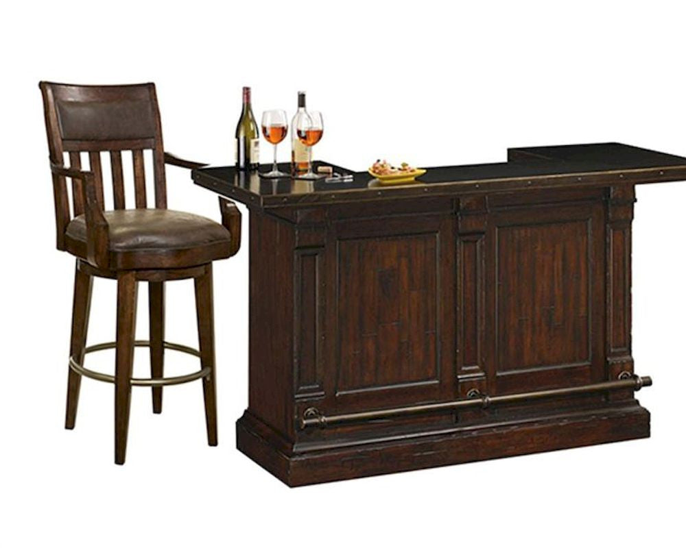 Howard Miller Harbor Springs Home Bar - Perfect Home Bars