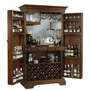 Howard Miller Sonoma II Wine & Bar Cabinet