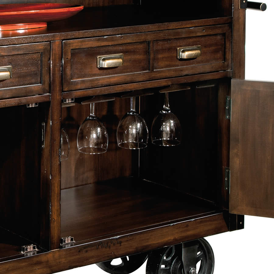 Howard Miller Barrow Wine & Bar Cabinet