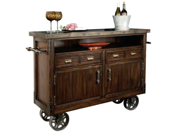 Howard Miller Barrow Wine & Bar Cabinet - Perfect Home Bars