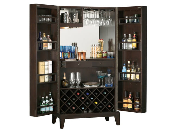 Howard Miller Barolo Wine & Bar Cabinet - Perfect Home Bars