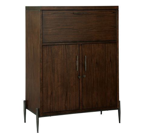 Howard Miller Open Cellar Wine & Bar Cabinet