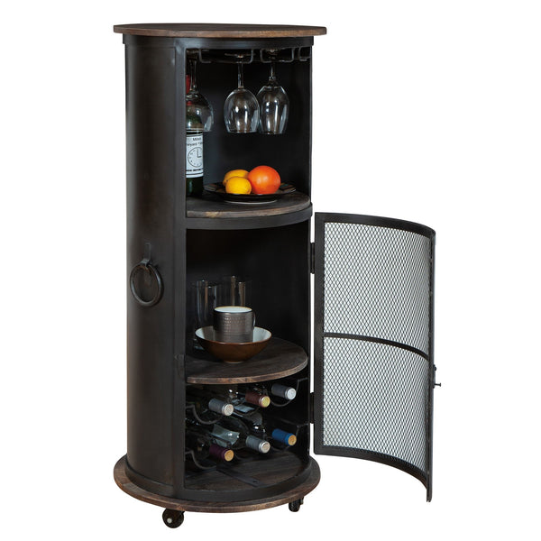 Howard Miller Half Pint Wine & Bar Cabinet