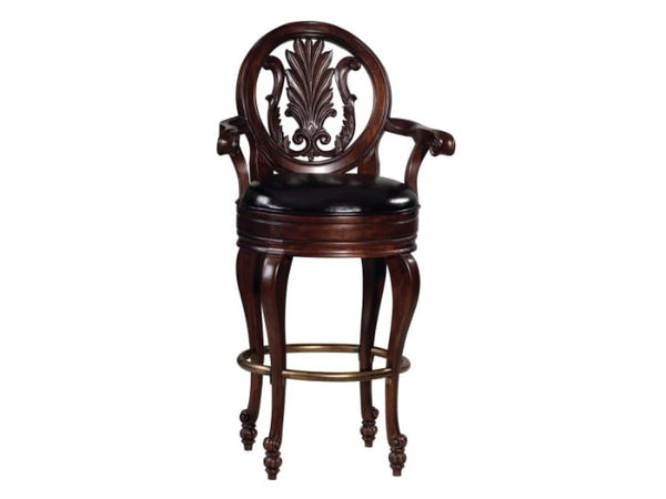 Howard Miller	Niagara Bar Stool - Front View