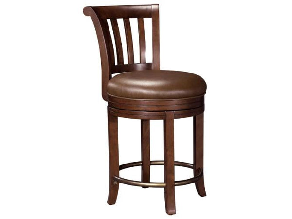 Howard Miller	Ithaca Pub Stool - Perfect Home Bars