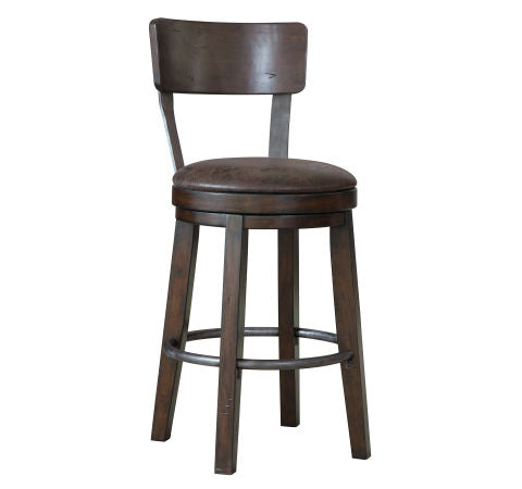 Howard Miller Beverage Trolley Bar Stool Front View