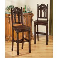 Design Toscano Sudbury Gothic Bar Stool - Perfect Home Bars