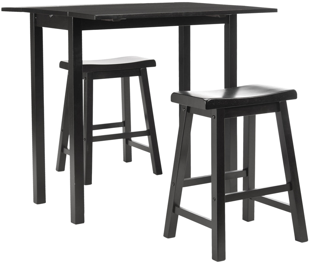 Handsome Graham 3 Pc Set Pub Table Open View