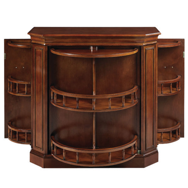 RAM Game Room Bar Cabinet W/ Spindle - Perfect Home Bars