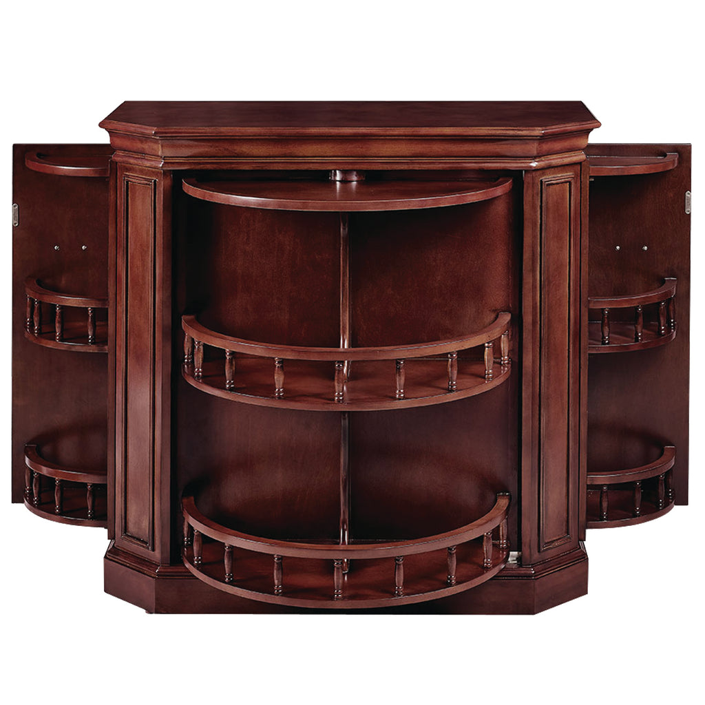 Ram Game Room Bar Cabinet W Spindle