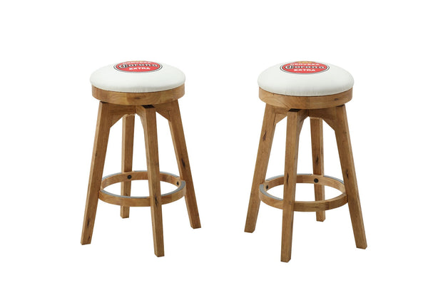 Corona Backless Bar Stool (Set of 2) - Perfect Home Bars