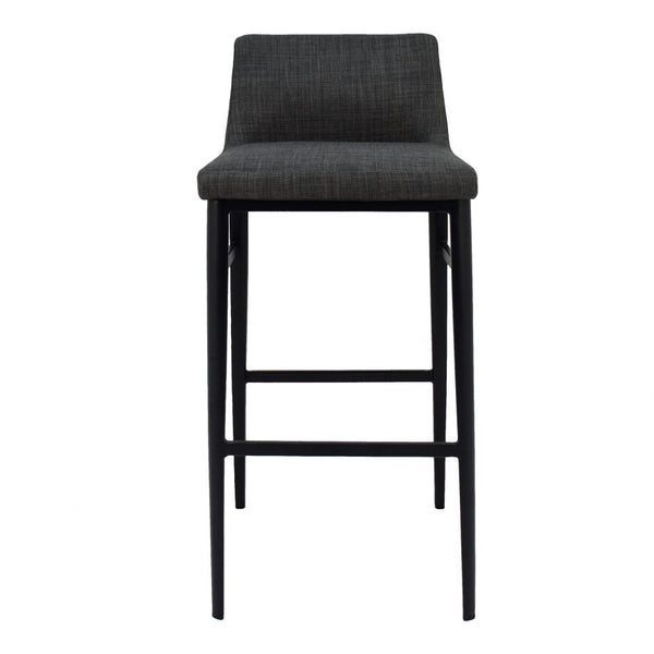 Perfect Home Bars Beacon Stool Charcoal - Available in Bar or Counter Height