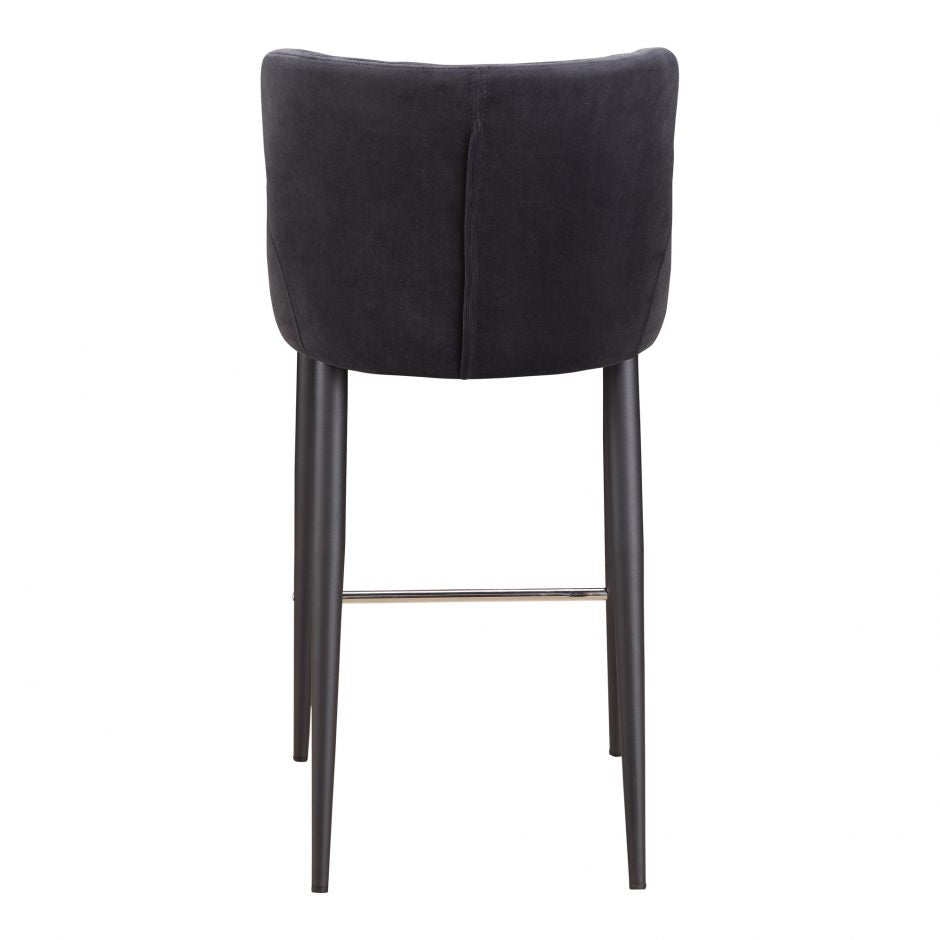 Perfect Home Bars Royal Counter Stool - Available in Dark Gray or Dark Blue