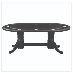 "RAM Game Room 84"" Texas Hold'em Game Table"