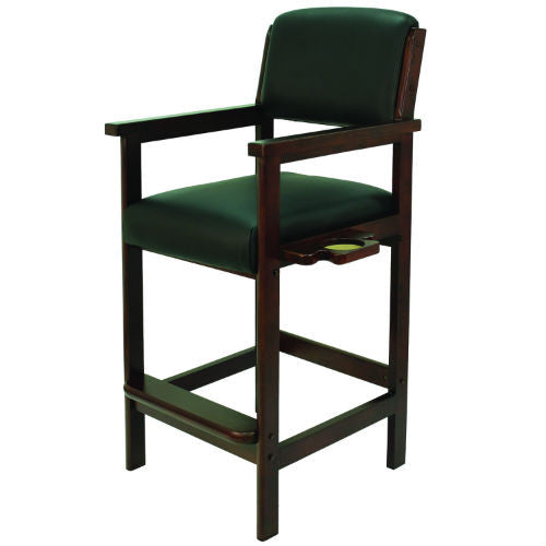 RAM Game Room Spectator Chair W/Drink Holder - Perfect Home Bars