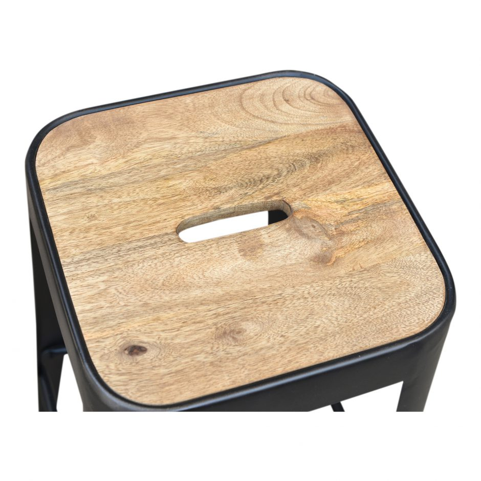 Perfect Home Bars Bison Counter Stool