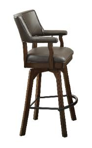 Spectator Bar and Counter Stool Side View