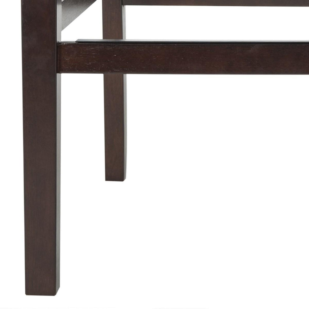 Norah Bar Stool (Set of 2) Detail Legs View