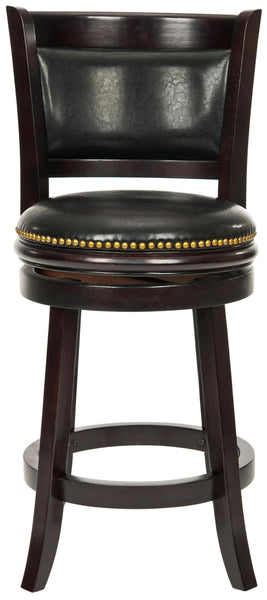 Brockway Swivel Counter Stool Front View