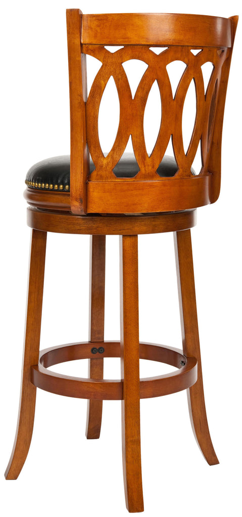 Safavieh Baldwin Swivel Bar Stool